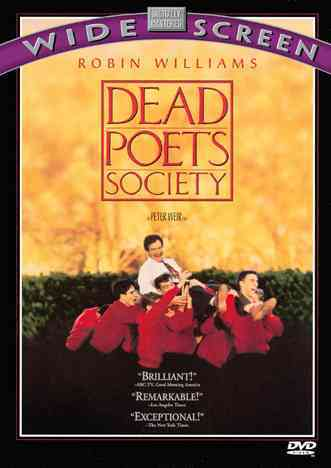 DEAD POETS SOCIETY BY WILLIAMS,ROBIN (DVD)