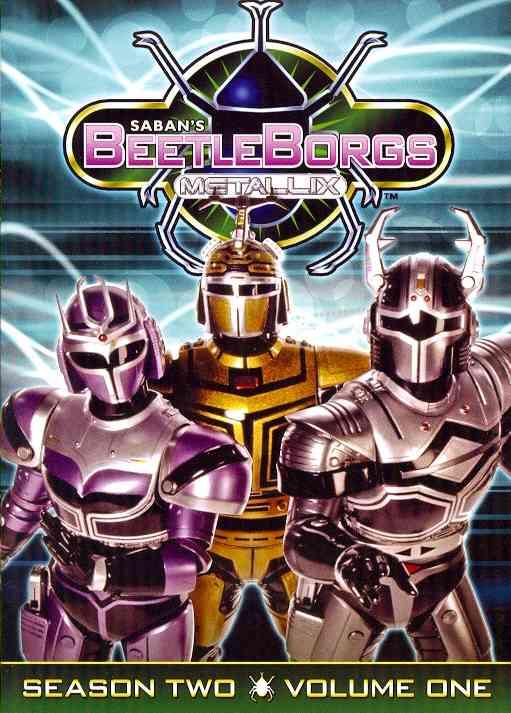 BIG BAD BEETLEBORGS:SEASON TWO VOL 1 BY BIG BAD BEETLEBORGS (DVD)